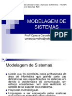 Modelagem de Sistemas Aula03