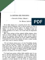 La Historia Del Tohuenyo