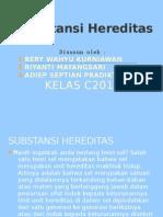 substansi-hereditas