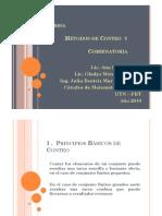 Curso de Conteo y Combinatoria 2010 Final