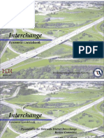 Interchange Justification