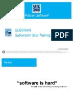 Subversion_Training - User - Tortoise