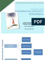 Presentación Casos Clínicos - Trastornos del lenguaje y la Atención
