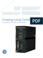 Cross Lamp Controller