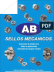AB Sellos Mecanicos - Folleto Tecnico