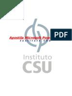 Apostila de Power Point CSU