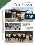 Revista Tai Chi Brasil - Nº 11 - Mai-Jun 2011