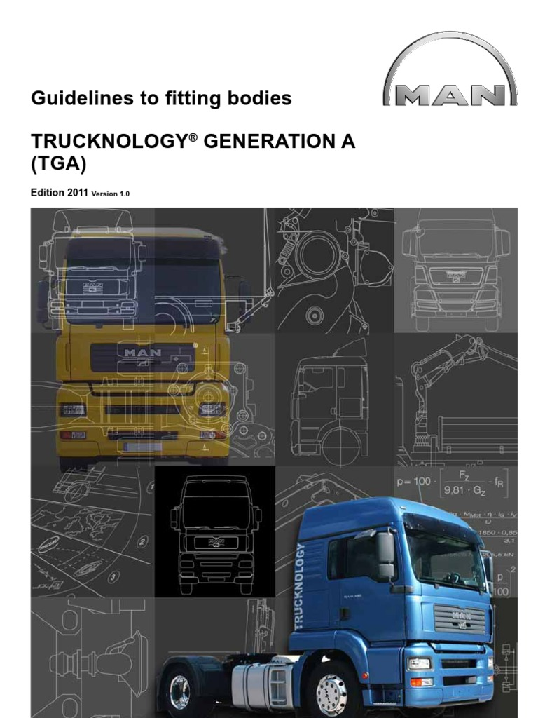 Guidelines To Fi Tting Bodies Trucknology Generation A
