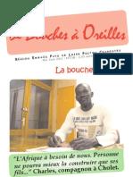 De Bouches à Oreilles n°218 mai juin 2011