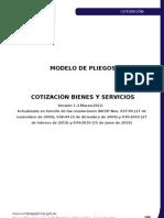 Cotizacion Bienes y Servicios 16062010