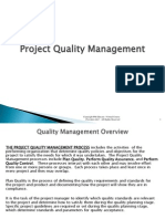 Sample Project Management