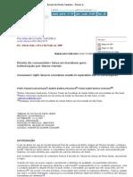 Revista de Direito Sanitário - Direito do consumidor_ larva em bombom gera indenização por danos morais