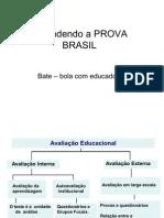 Prova Brasil Bate Bola Com Educadores