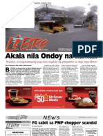 Today's Libre 08032011