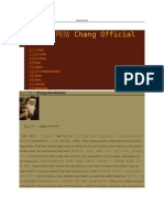 Chang Official Website