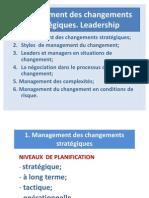 C7 Management Du Changement 2011