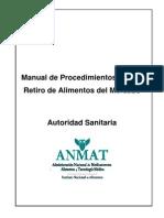 Manual Retiro Autoridad Sanitaria