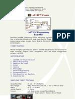 Labview 8.0 Basic I Indonesiana