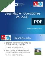 Seguridad en Operaciones de Izaje