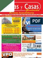 Revista Casas y Casas SEPTIEMBRE 2011