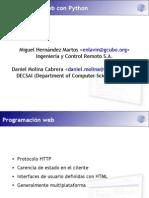 Programación Web con Python
