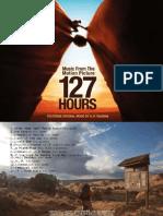Digital Booklet - 127 Hours