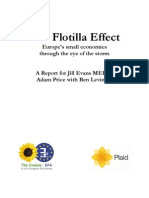 Flotilla Effect - Adam Price and Ben Levinger