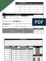 VFR Flite Planning Form