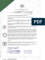 REPROGRAMACION DE ELECCIONES DE AUTORIDADES DE LA MUNICIPALIDAD NUESTRA SEÑORA DE LAS MERCEDES MI PERU PARA EL DÍA 10 DE JULIO DEL 2011