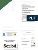 Manual Monii