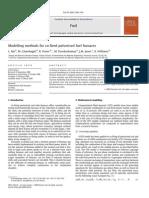 Modelling Methods Co-fired Pulverised Furnace