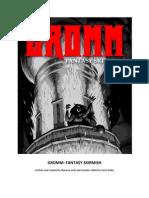 GROMM rules