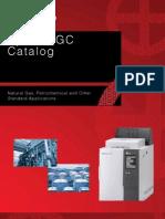 Shimadzu System GC Catalog