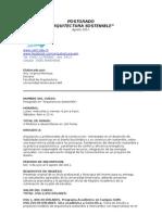 Post_ARQUITECTURA SOSTENIBLE (UAM) [1]