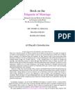 Book_etiquette of Marraige