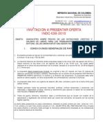 Contratacion Ter Ref 038 2010 Dotacion