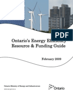 Energy Efficiency Funding