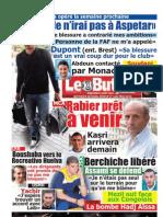 LE BUTEUR PDF du 03/08/2011