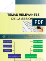 Sesión 2,  Análisis de los estados financieros (Un enfoque para la Valorización) [Autosaved]