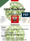 Caso Starbucks
