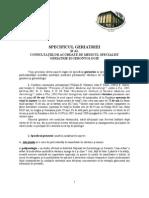 Specificul Geriatriei - Conf. Gabriel-Ioan Prada