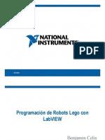 Programacion de Robots Lego Con LabVIEW