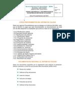 Procedimientos Adicionales Al SGC