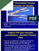 Cable UTP (Par Trenzado Sin Blindar)