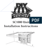 SC1000 Installation Instructions