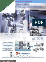 Eurotech B700 Series