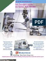 Eurotech Quattroflex 420-710-810 Series