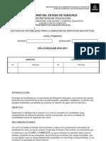 Dcsp Formato Estudio de Factibilidad