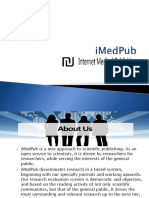 About iMedPub
