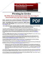 Pivoting In Circles